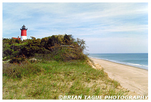 Nauset Beach Light
