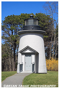 "Nauset Beach Light - ""3 Sisters"""